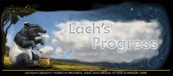 Lach's progress