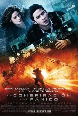 La Conspiracion Del Panico (2008) - Español