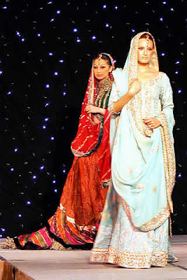 4 Latest Bridal Dresses Collections from Pakistan & India