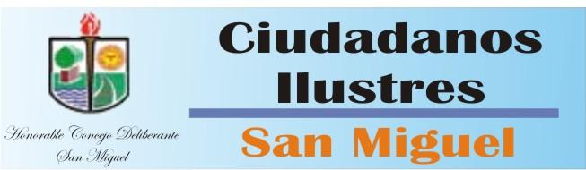 Ciudadanos Ilustres
