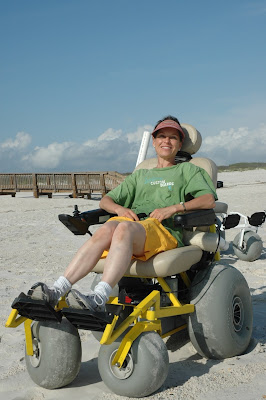 Motorized Beach Wheelchairs Gulf Shores Company Rents