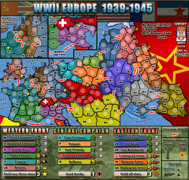 WWII Europe