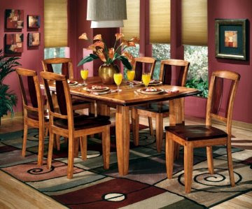 ashley funiture canada dining room design