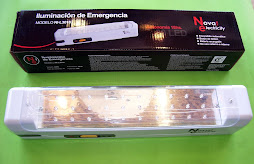 Luces de emergencia con Leds