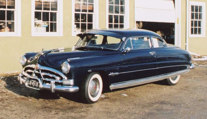 1951 hudson hornet club coupe. Black Bedroom Furniture Sets. Home Design Ideas