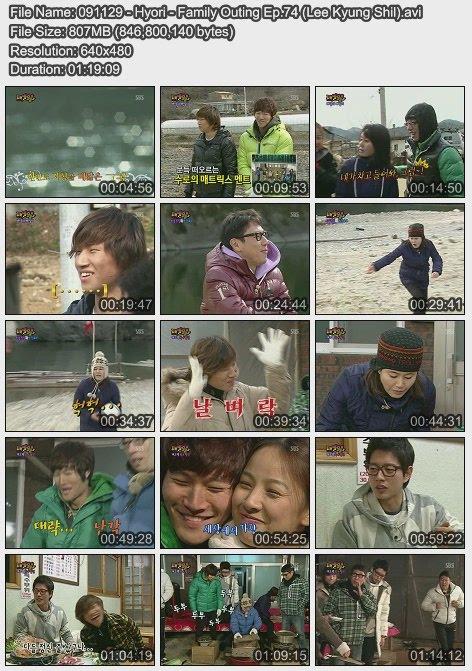 [091129] Hyori - Family Outing Ep.74 (Lee Kyung Shil) 091129+-+Hyori+-+Family+Outing+Ep.74+%28Lee+Kyung+Shil%29