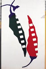 Film festival poster, designed by Santiago Pol, 1992.