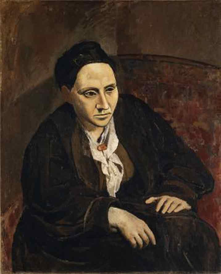 Picasso Portraits - Best Portrait Paintings By Artist Pablo Picasso