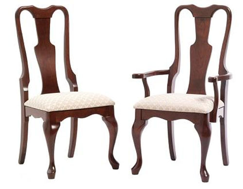 Retail Amish Furniture Amish Dinning Room Chair Styles