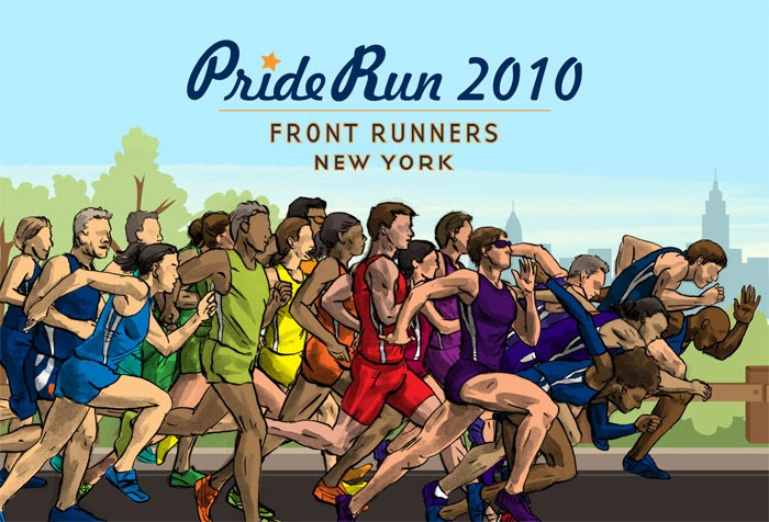 it u0026 39 s a marathon  front runners new york lesbian and gay
