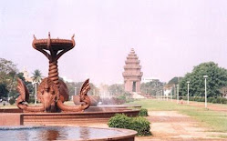 Cambodian Independence Monument