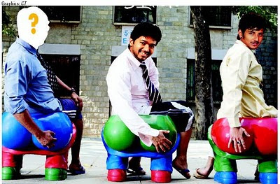 Vijay in 3 Idiots