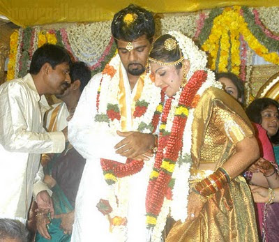 Tamil Actress Rambha marriage still