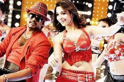 vijay and tamanah