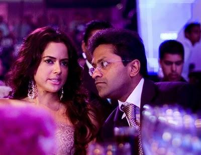 Modie and Sameera
