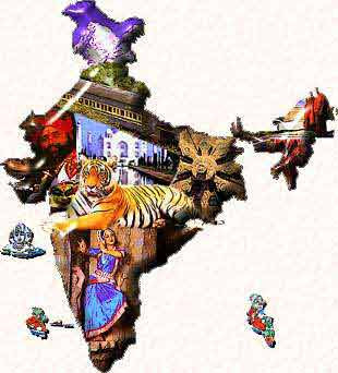 India_travel_map