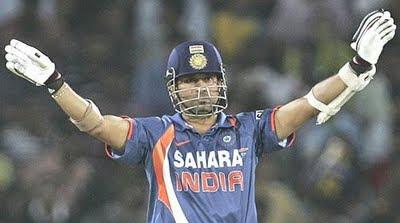 Sachin Tendulkar crosse 17000 runs