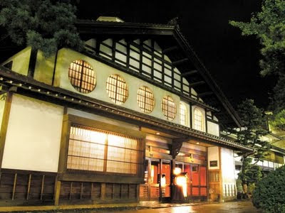 World's Oldest Hotel Hoshi Ryokan, Japan