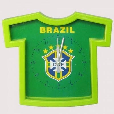 World Cup Brazil Jersey