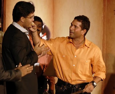 Sachin and Ganguly still