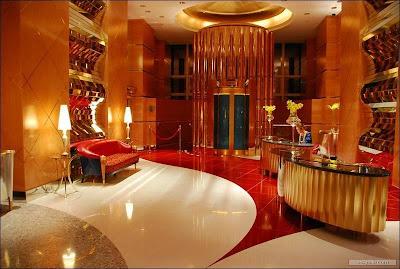 Burj Dubai Hotel Stills