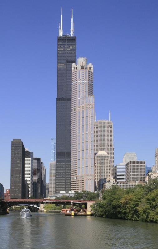 Towers Around the Worl... Bruce Willis Tower