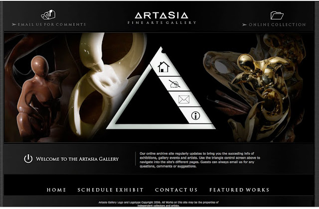 Visit us at the Artasia Gallery, And Let Me Know When You're Coming :-)