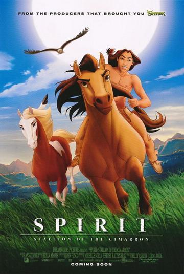 สปิริต ม้าแสนรู้มหัศจรรย์ผจญภัย