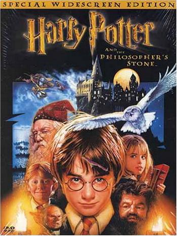 Harry Potter กับศิลาอาถรรพ์