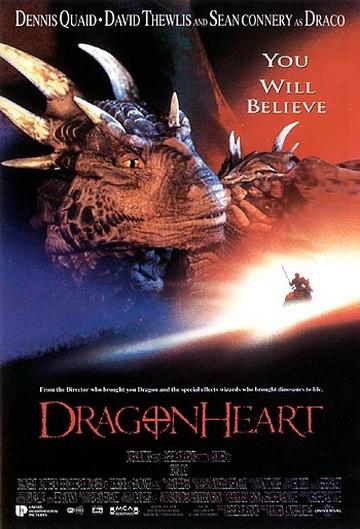 DRAGONHEART มังกรไฟ...หัวใจเขย่าโลก