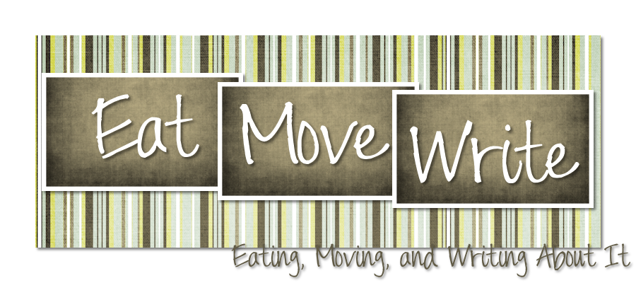 Eat Move Write