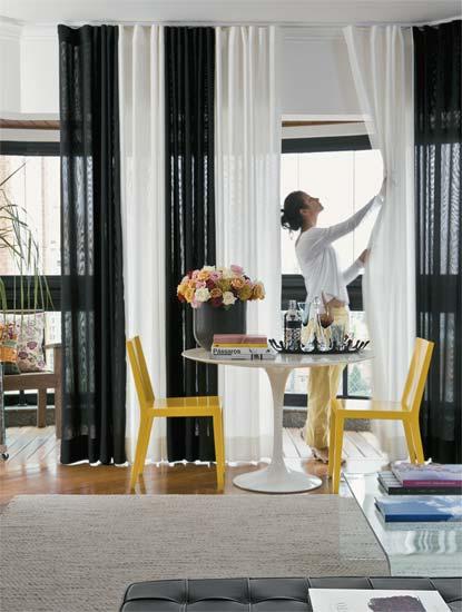 Stylle Cortinas: 5 modelos de cortinas.