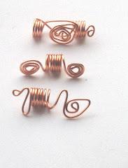 Free Form spiral cuffs