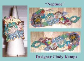 Neptune CUFF bracelet