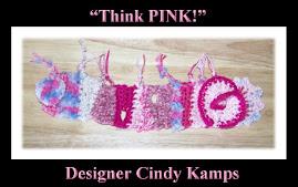 Think Pink CUFF Bracelet