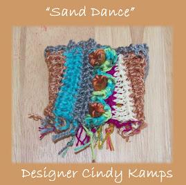 Sand Dance CUFF Bracelet