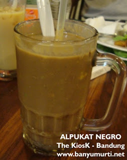 Kuliner 78 - The KiosK (Jilid II), Bandung
