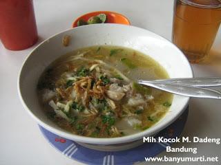 Kuliner 84 - Mie Kocok Mang Dadeng, Bandung