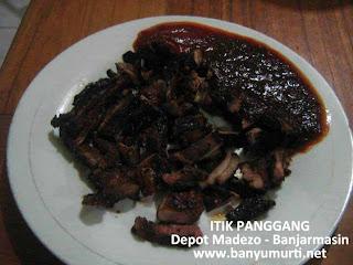 Kuliner 91 - Itik Panggang dan Soto Banjar, Banjarmasin