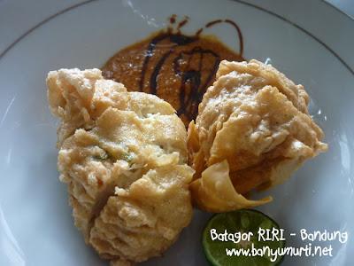 Kuliner 139 - Batagor RIRI, Bandung