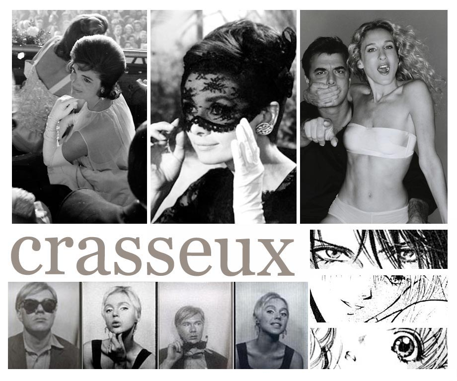 crasseux