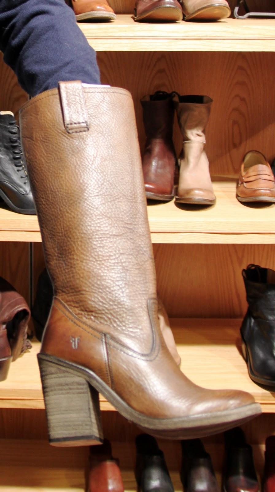 Lyra Mag Frye Pre Fall 2011 Footwear Accessories Women S