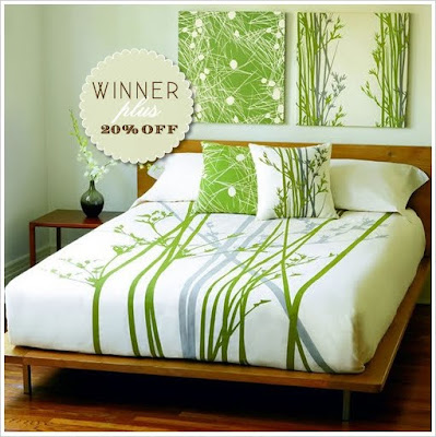 Willkommen zu haus nature inspired bedding Nature bedroom