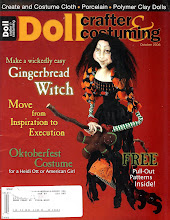 Doll Crafter & Costuming  October 2006