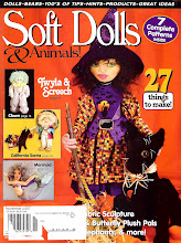 Soft Dolls & Animals  November 2007