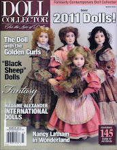 Doll Collector Mag. March 2011