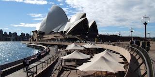 Sydney Opera House, Sydney, Australien