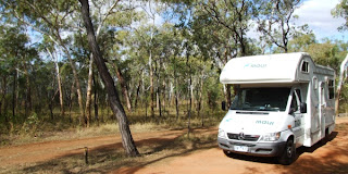Autocamper og motorhome i Australien