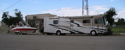 Autocamper og motorhome i Canada og USA