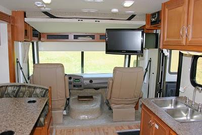 USA rejser i autocamper motorhome fra Road Bear